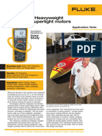 Fluke 1587 Heavyweight Insulation Testing