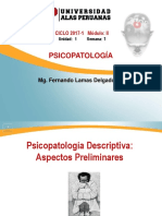 Psicopatología Semana 1.ppt