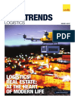 Savills Megatrends European Logistics 2017