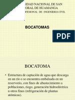 Diseno de Bocatomas