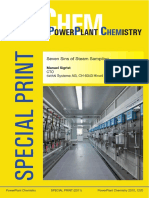 Power Plant Chemistry