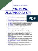 Diccionario Latin - f