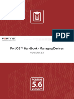 Fortigate Managing Devices 56