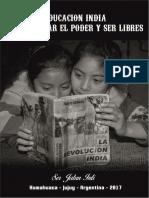 Educacion Indígena para tomar el poder