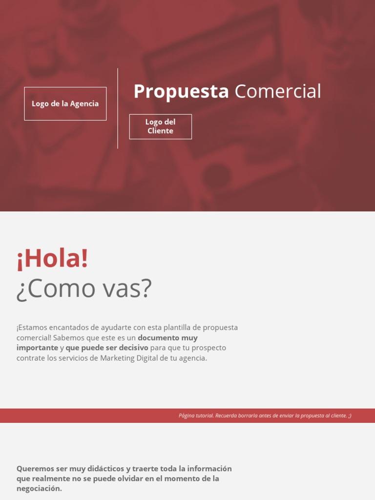 Copia de [Plantilla Editable] Propuesta Comercial Exitosa%0A