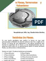 Placas Geologia Clau