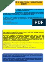 2.4 Contratacion de Obra Publica y Administracion Directa