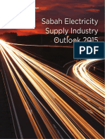 Sabah Electricity Supply Industry Outlook 2015