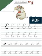 Alphabet Tracers e Cursive