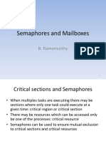 Semaphores Uart