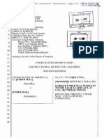 Court Order to Unseal Complaint Against Facebook Dated June 6, 2017