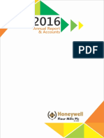 2016 HFMP Annual Report&Accounts