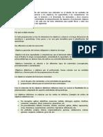Criterios de Desarrollo Del Curriculo