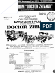 Doctor Zhivago, Theme From - Arr Ken Whitcomb - Maurice Jarre