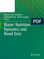 Book Maize Nutrition