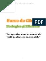 Surse de Caldura Ecologice Si Eficiente - E-Book Pass-free