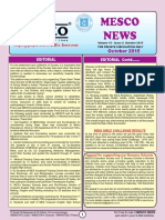 MESCO News October 2015