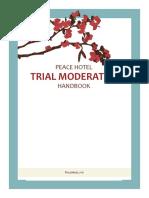 Trial Mod Handbook