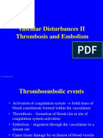 BAB VIII Thrombosis and Embolism