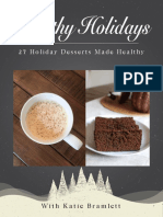 2016 Heathy Holidays - 27 Holiday Desserts Made Healthy.pdf