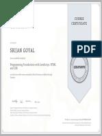 Certificate Js,HTML,Css(Duke)