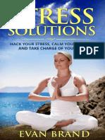Stress Solutions - Evan Brand