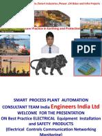 Presentation EIL Project by JMV LPS