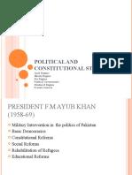 Political and Constitutional Struggle Regime