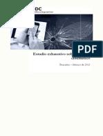 Cybercrime Study Spanish