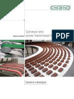 Conveyor Transmission Belts General Catalogue-En