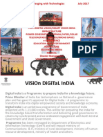 Presentation Digital India Project by JMV LPS