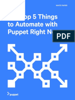 Puppet Wp Top 5 Things to Automate With Puppet