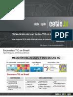Brazil 2016 Medicion Del Uso de Las Tic en Instituciones Educativas