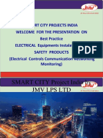 Smart City Project JMV Presentation