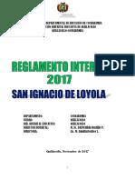 Reglamento Interno San Ignacio de Loyola 2015.Docx[1]
