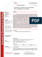 Journal of Research in Biology - Volume 1 Issue 7
