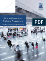 IATA Airport Operations Diploma Programme