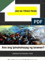 Labanan Sa Tirad Pass (2)