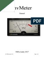 MvMeter Manual