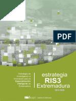 Estrategia RIS3 Extremadura