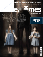 Fortean Times - August 2014 UK