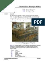WSF Terminal Design Manual M 3082 Chapter 410 - Circulation and Passenger Waiting
