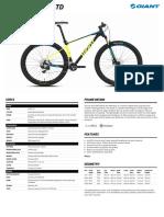 Giant Bicycles Bike 93339