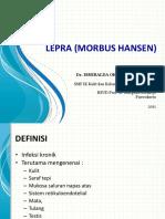 83493254-Leprosy-Morbus-Hansen.pptx