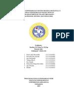 [T8 UAS MUSKULOSKLETAL 2] Cover SGD 7 Kelas B - Bu Herdina - Kelainan Tulang Belakang