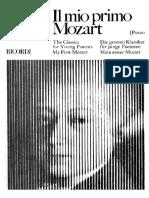 60157720 Il Mio Primo Mozart