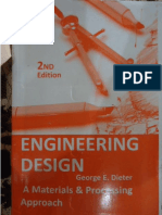 Engineering Design 2nd Edition by George E