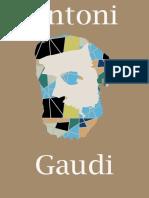 Antonio Gaudi Report