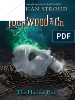 Lockwood & Co. Book Three_ the - Jonathan Stroud