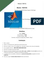 MatLab - R2015a - Engenheiros Anonimos